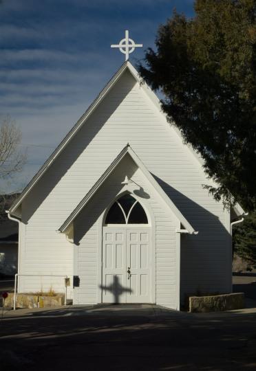 Chapel at St. Philip in the Field, Sedalia, CO.